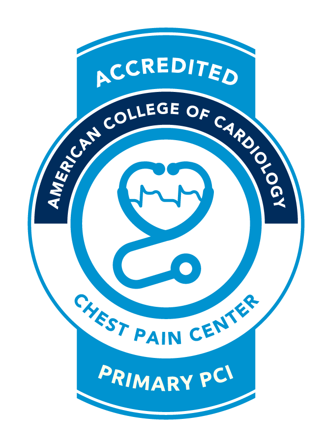 ACC Chest Pain Center logo