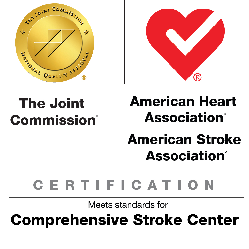 Joint Commission Certification for Comprehensive Stroke Center