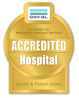 2019 DNV GL – Healthcare Accreditation