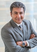 Al Maghazehe, PhD, FACHE President and Chief Executive Officer Capital Health