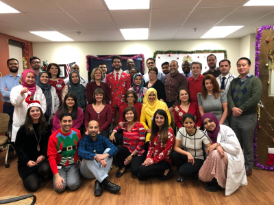 Resident Annual Holiday Party