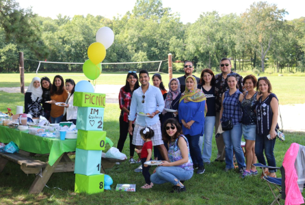 2018 Resident Fall Picnic