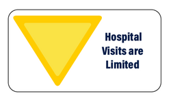 Hospital Visitors are Limited