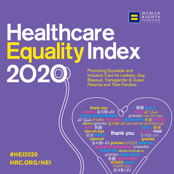 LGBTQ Health Care Equality Leader